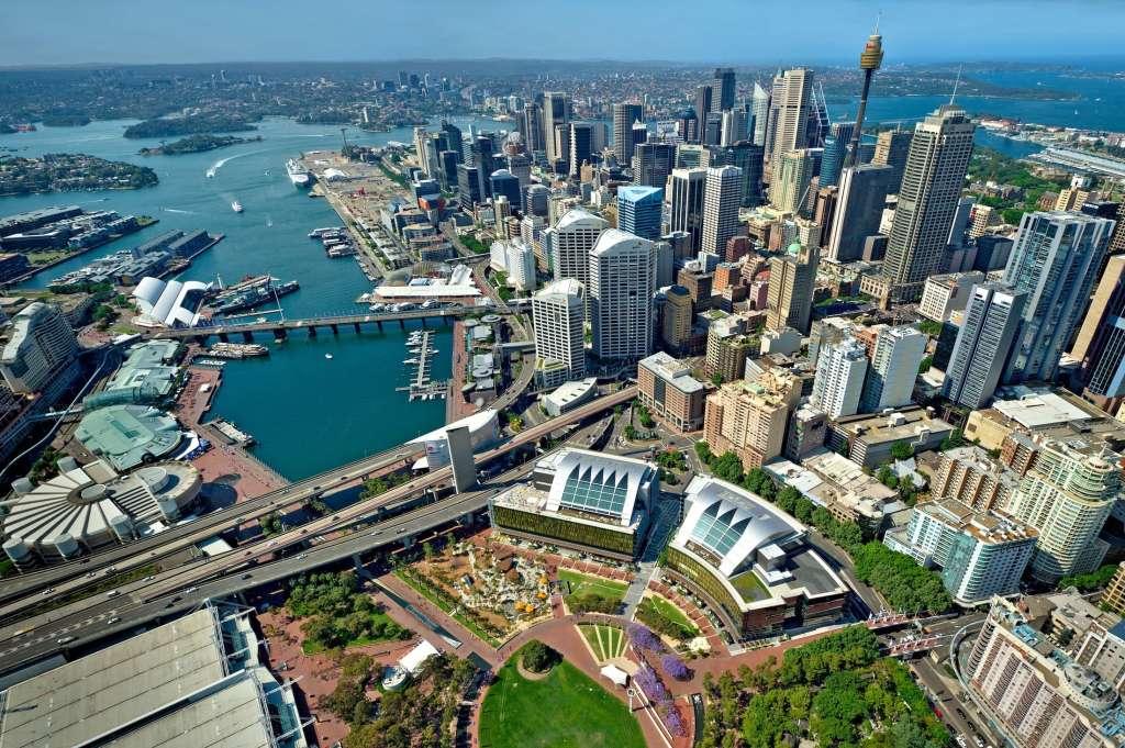 澳大利亚悉尼Darling-Quarter-公园-by-ASPECT-Studios-1