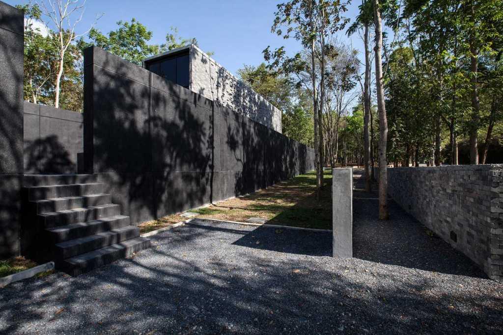 红木林中的黄色潜水艇咖啡馆-by-Secondfloor-architects