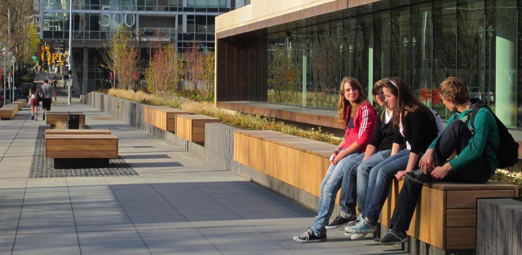 Bill & Melinda Gates Foundation Campus by GGN
