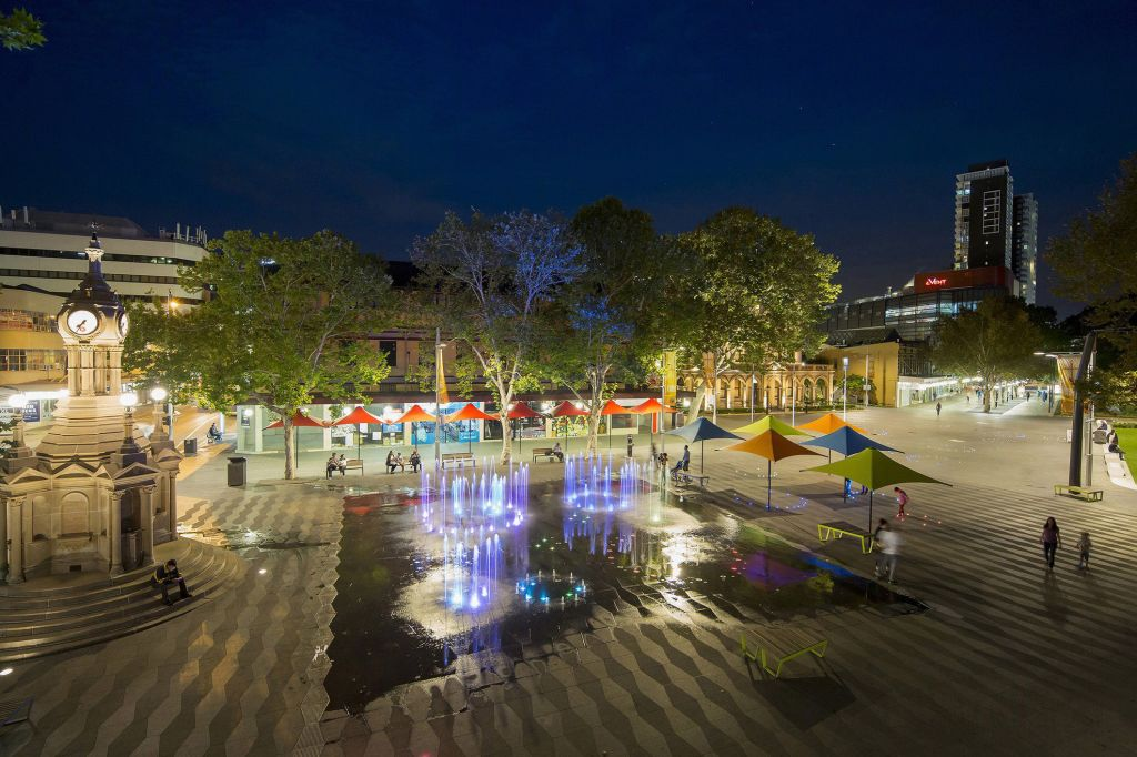 Centenary Square by JMD design