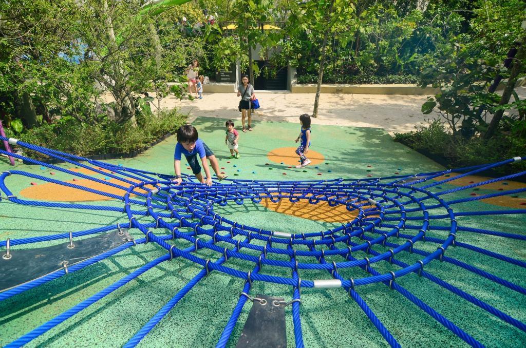 Gardens by the Bay – Far East Organization Children's Garden