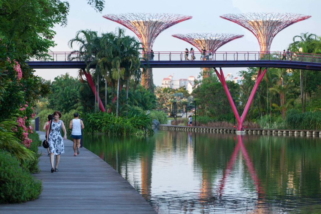 Gardens by the Bay – Supertrees by Grant Associates