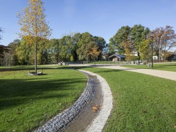 Kerkrade生态城市公园 City Park Kerkrade by Bureau B+B (1)