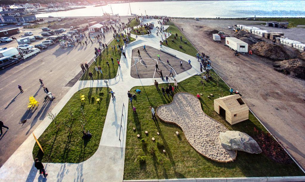 Lemvig Skatepark by EFFEKT