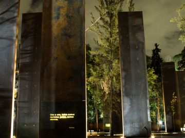 Memorial To Victims Of Violence by Gaeta-Springall Arquitectos