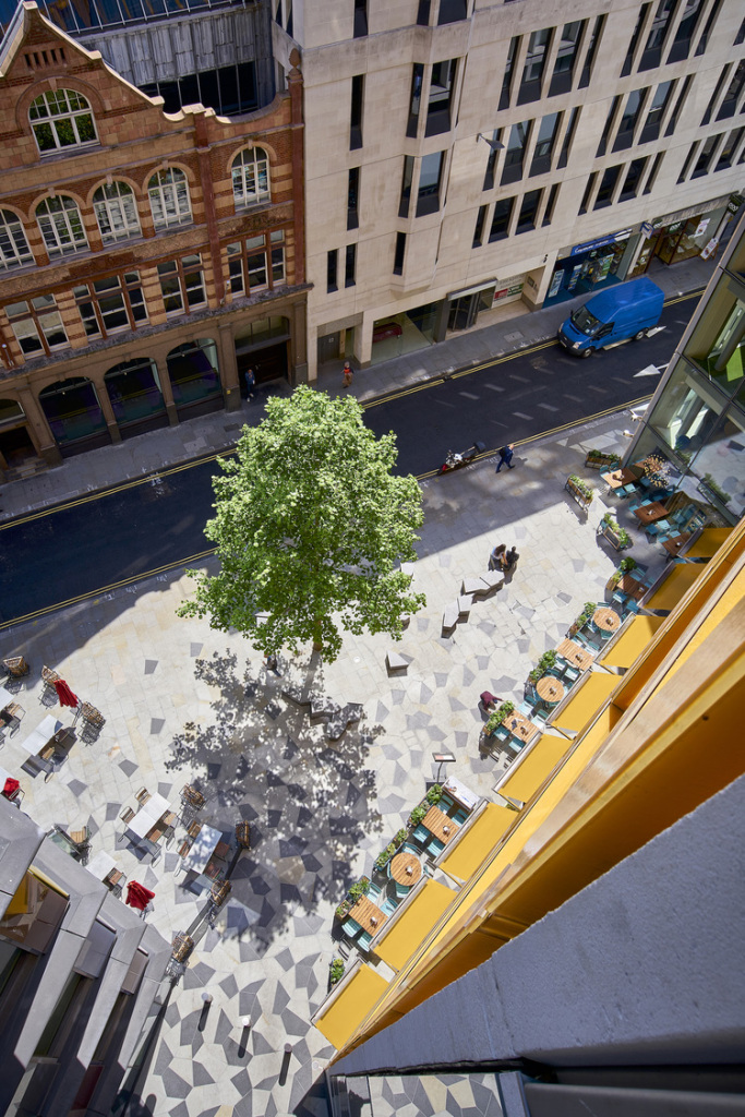 New Ludgate by Gustafson Porter+Bowman