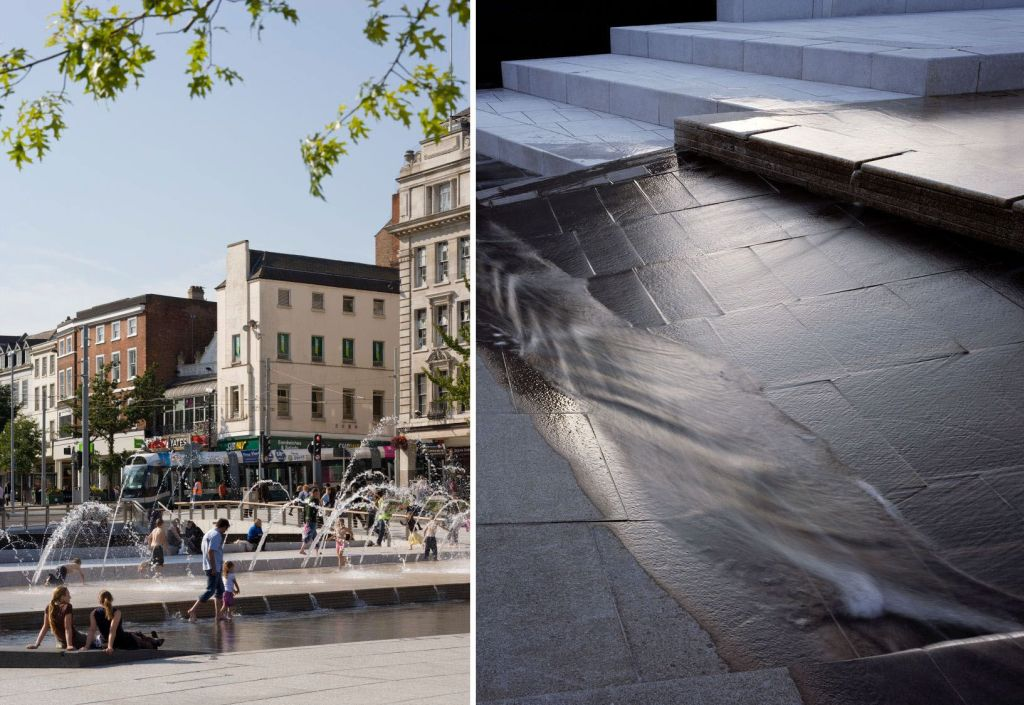 Old Market Square by Gustafson Porter+Bowman