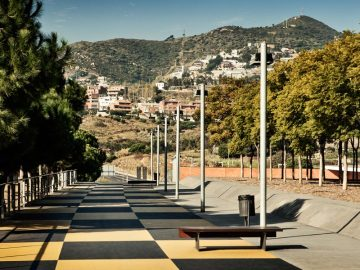 Parc del Tramvia by Batlle i Roig