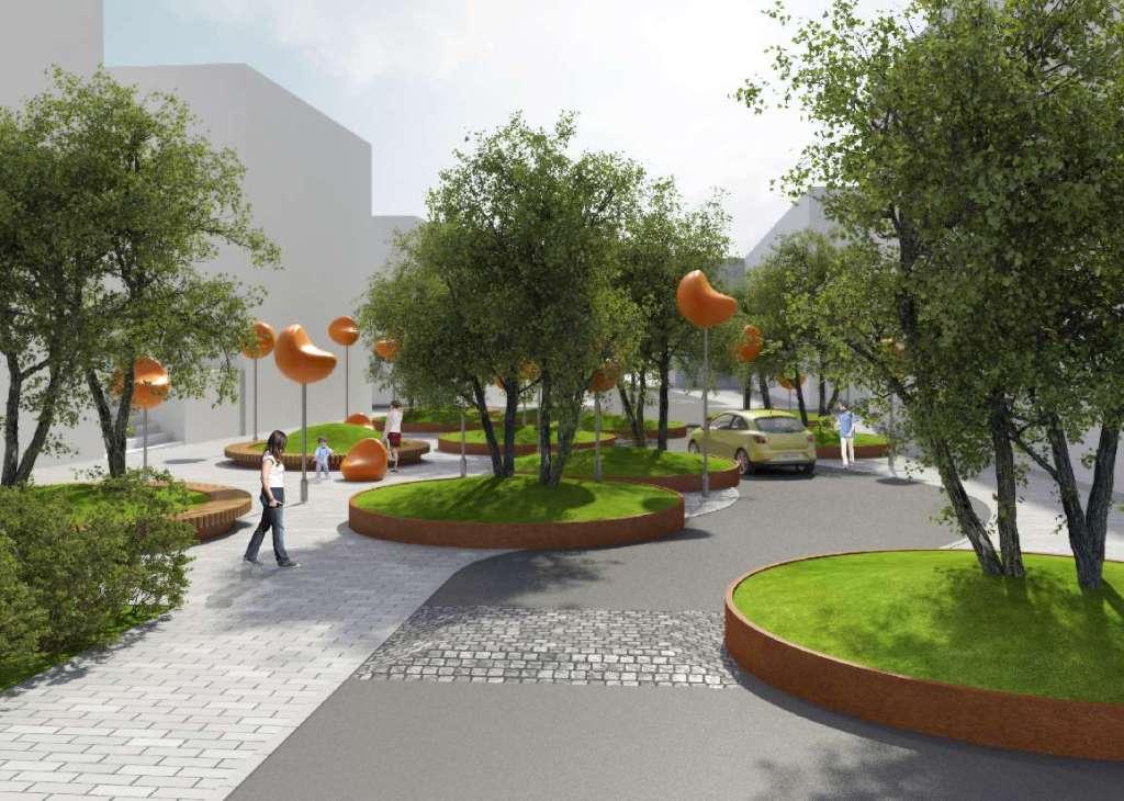 Pocket Park by GORA