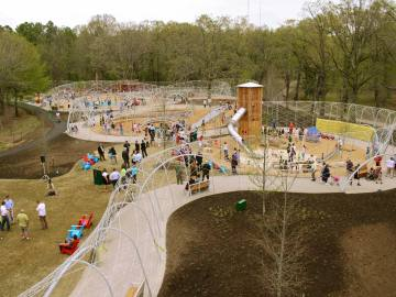 Shelby Farms Park by James Corner Field Operations