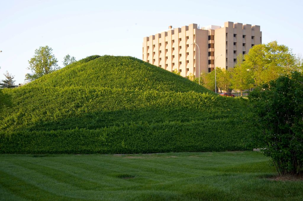 University of Cincinnati – Master Plan by Hargreaves Associate
