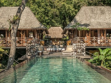 four seasons tented camp at chiang rai,thailand