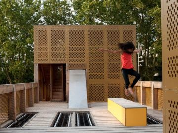 gÉnicart Children's Playground BY BASEland