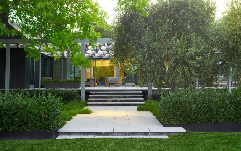卢瑟福森林住宅 Andrea Cochran Landscape Architecture Mooool