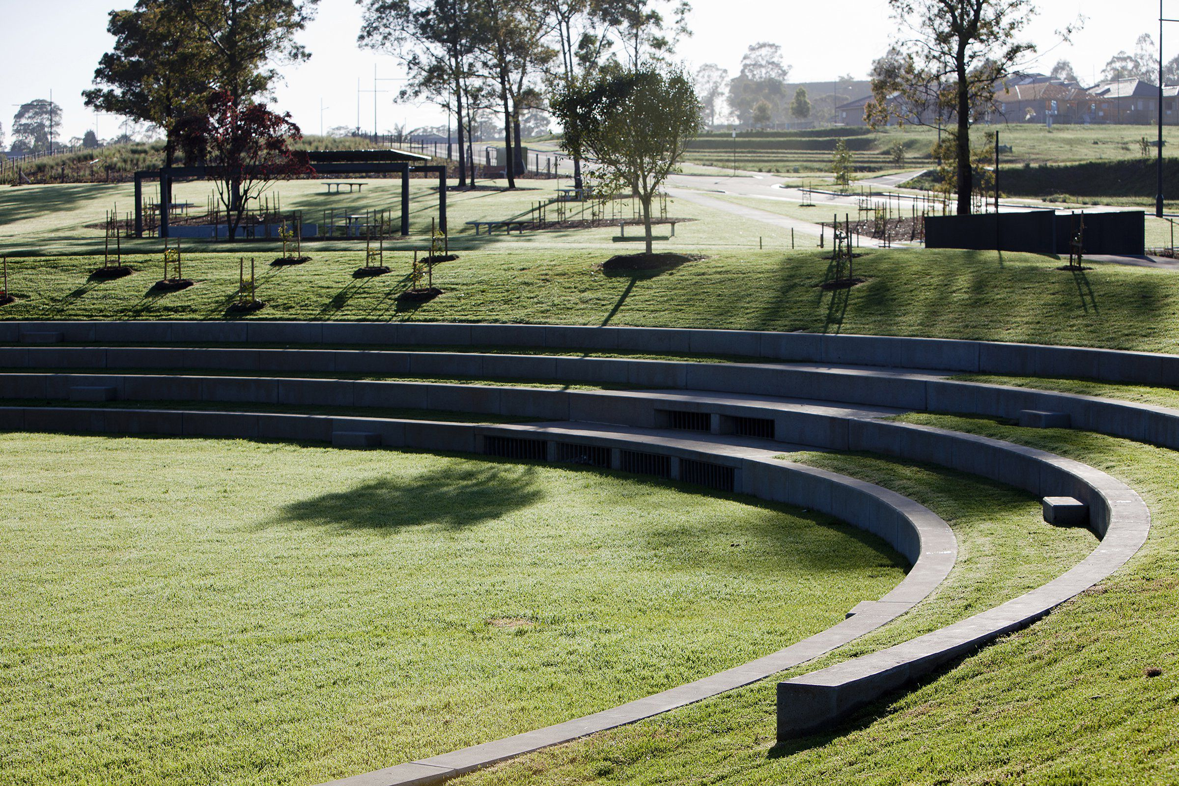 Sarah Redfern Park Minto by JMD design