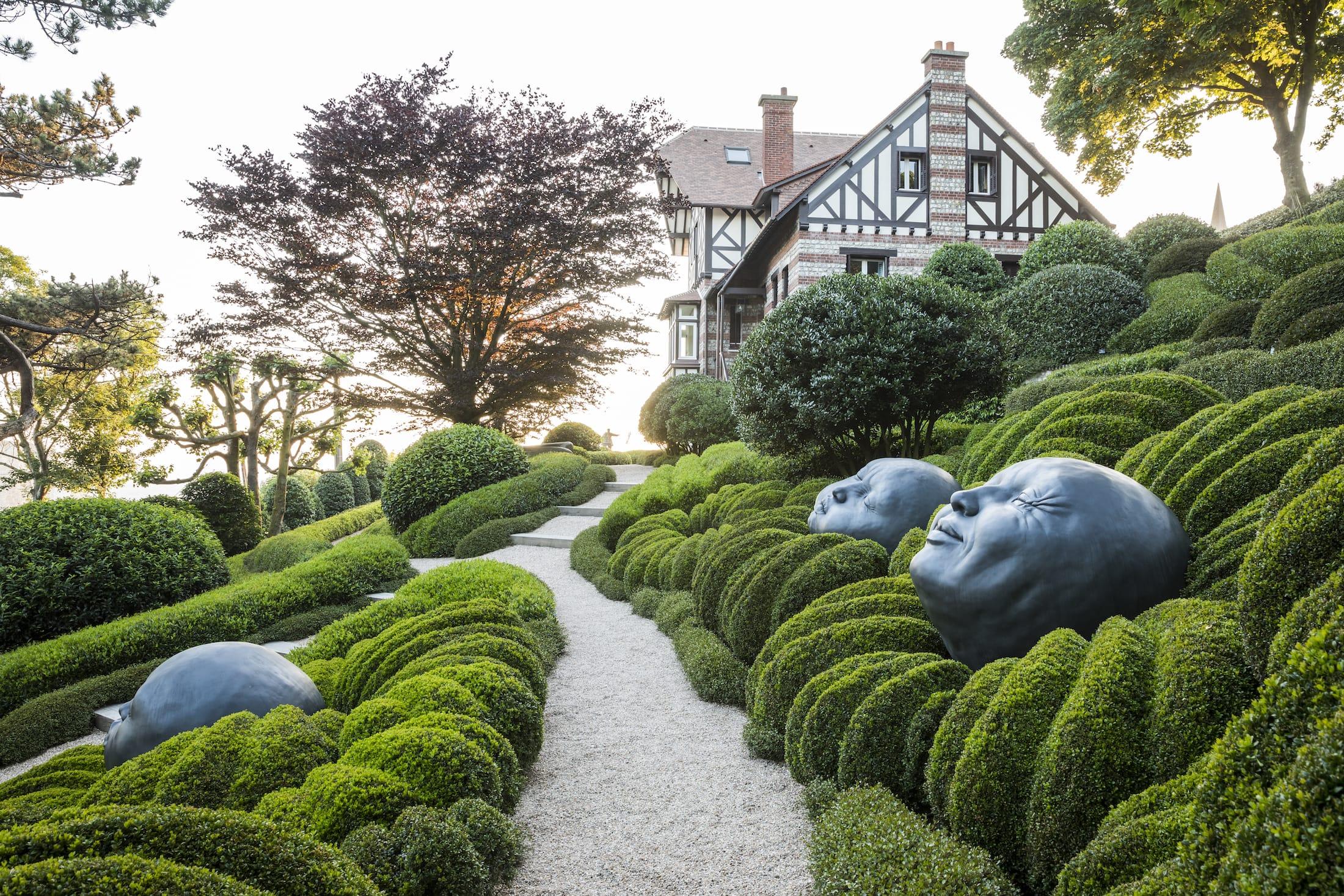 Les Jardins d'Etretat by Alexandre Grivko - mooool